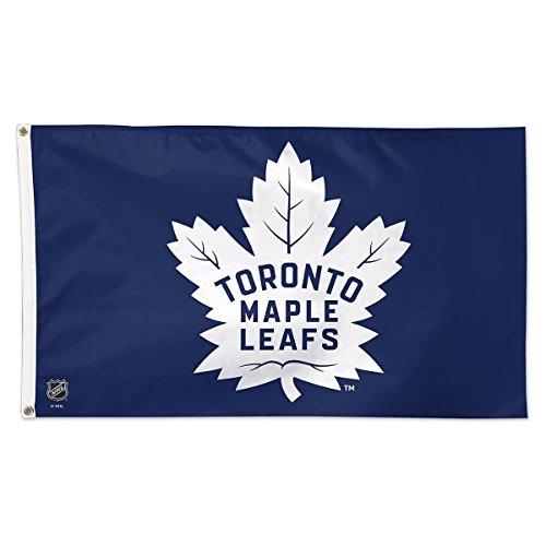 (Wincraft NHL Toronto Maple Leafs 31 Point Leaf Logo Flag )