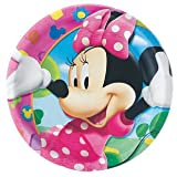 Minnie Mouse Party Dinner Plates