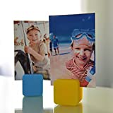 Polaroid 6 Colorful 6 Cubic Stands for 2x3 Photo