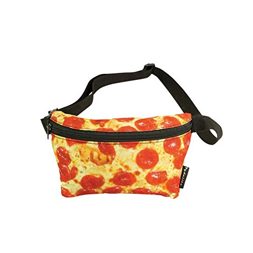 Women's Foodie Fanny Pack – Pizza Printed Waist Pack