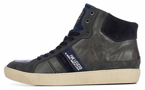 PME Legend Hawker Mid grau Schuhe Herren Größe 45 EU