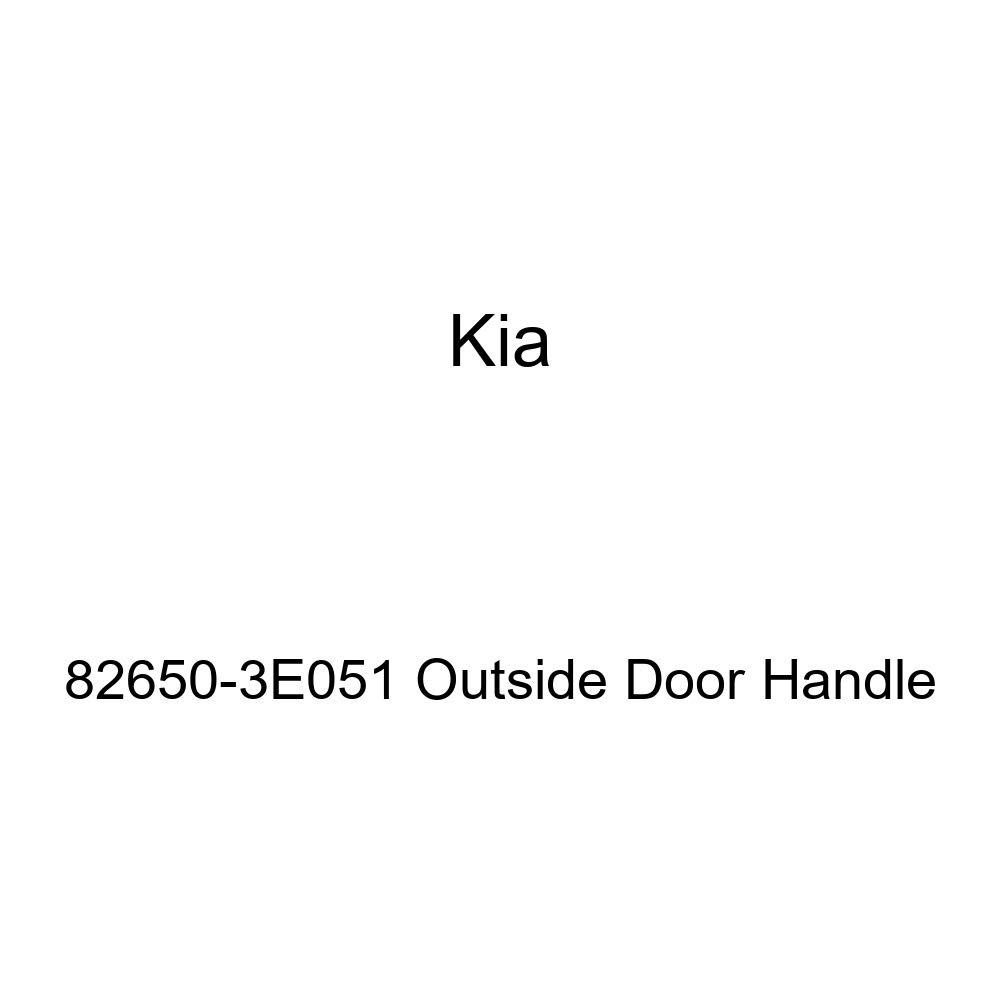 Kia 82650-3E051 Outside Door Handle