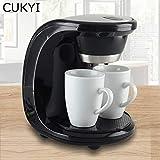 electrictomatic hourglass Coffee maker drip Cafecoffee machine,110V/220V black