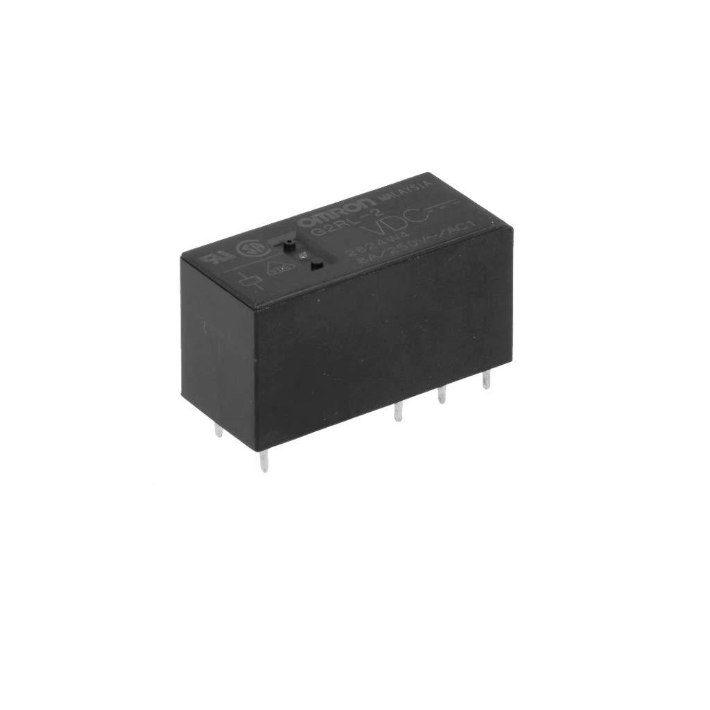 Relé 24VDC 8A 1440R DPDT Omron G2RL-2