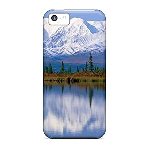 Cute High Quality Iphone 5c Reflection On Water Case