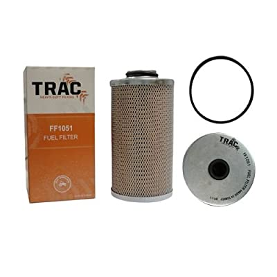 Complete Tractor FF1051 Fuel Filter (For Case International - 2250332R91 259479R91 259479R92), 1 Pack: Automotive