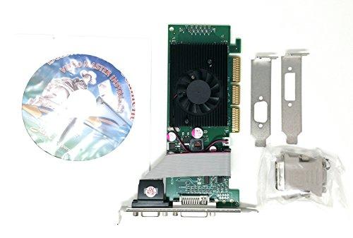 Jaton Video Card Graphics Cards 3DFORCE 6200XE-DVI (Agp Card Graphics Hdmi)