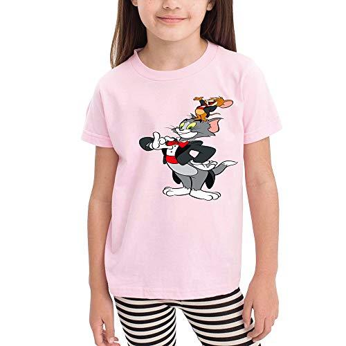boy Short-Sleeve T-Shirts Tom-&-Jerry 3T