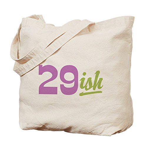 CafePress - Funny 30Th Birthday - Natural Canvas Tote Bag, Cloth Shopping Bag