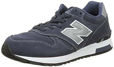 New Balance 574, Zapatillas para Hombre, Azul (Navy), 45.5 EU