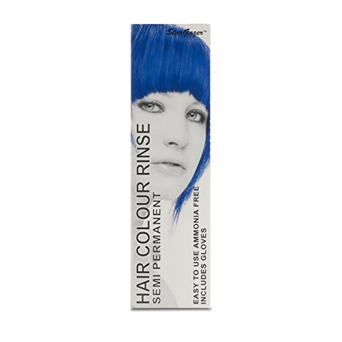 Stargazer Semi Permanent Royal Blue Hair Colour Dye sta0050 SGS110-ROYAL BLUE