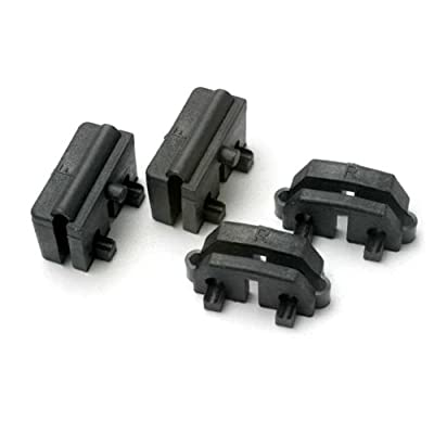 Traxxas 5326 Steering Servo Mounts, Revo (pair): Toys & Games