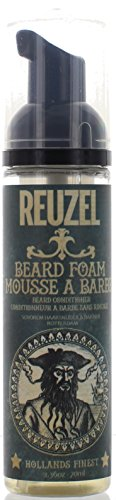 - Reuzel Beard Foam, 2.36 oz