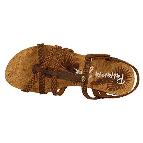 Snake Napa Jack Venus B3 Sandals Panama Brown OaqPw