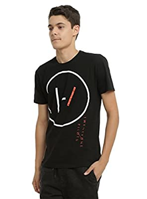 Twenty One Pilots Circle Logo T-Shirt