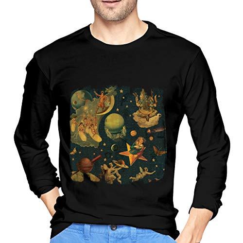 Man Smashing Pumpkins Mellon Collie & The Infinite Sadness Fashionable Music Band Long Sleeves T Shirts Gift M