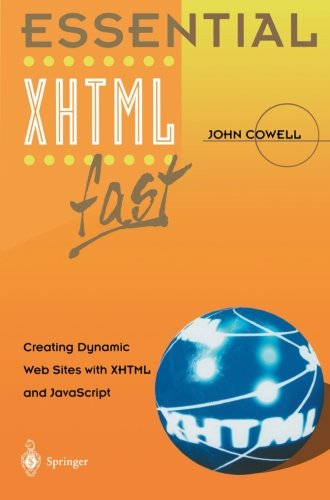Essential XHTML fast