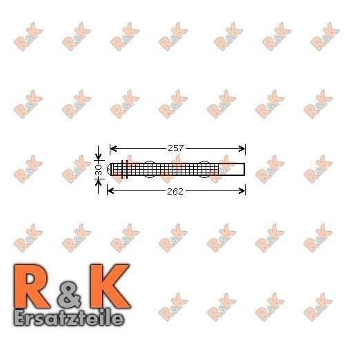 Prasco BWD298 Trockner, Klimaanlage PRASCO GmbH