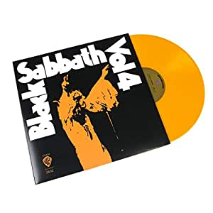 Black Sabbath: Vol.4 (180g, Colored Vinyl) Vinyl LP