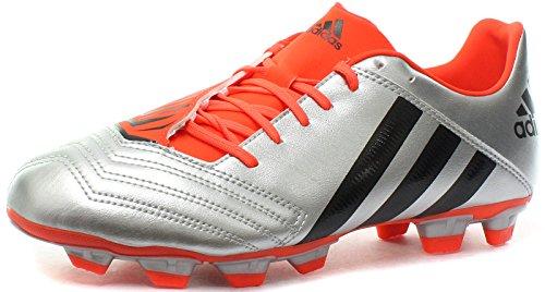 Rugby TRX FG Rugby Boots - US 10.5 - Silver (Adidas Predator Rugby)
