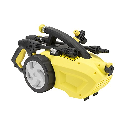 - Realm BY01-HBE 1500 PSI Electric Pressure Washer, 1.50 GPM/11 Amp