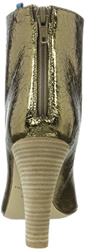 Sarah Crackle Gold Minnie Boot Gold Metallic by Parker Ankle SJP Women's Jessica 5w471qqT