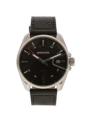 Diesel Men's DZ1862 MS9 Analog Display Quartz Black Watch