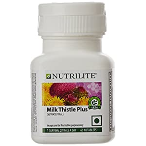 Amway Nutrilite Milk Thistle Plus (60 Tablets)