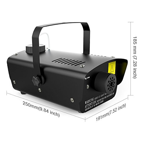 1byone Halloween Fog Machine