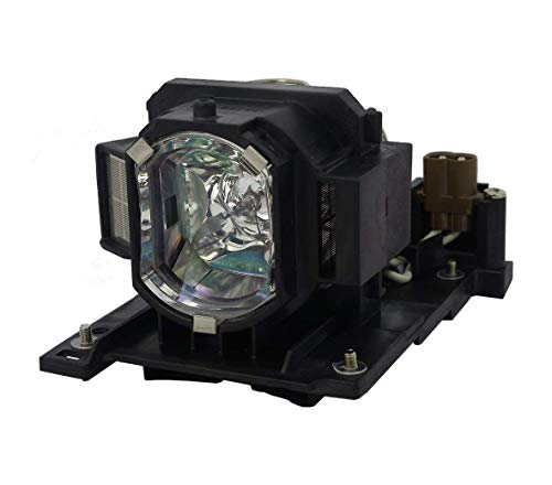 - GOLDENRIVER Original DT01371 Projector Lamp with Genuine OEM Bare Inside Compatible with HITACHI CP-WX2515WN / CP-WX3015WN / CP-X2015WN / CP-X2515WN