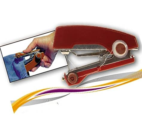 Genius Ideas Indiscount - Máquina de Coser para dobladillos ...
