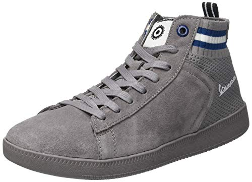 Unisex Alto Sneaker A Wave Collo Vespa New FwqRXEEY