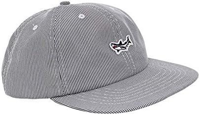 Dark Seas Graham Baseball Hat Black