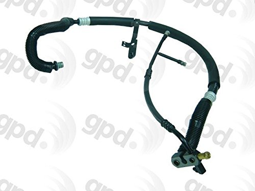Global Parts Distributors 4811301 Compressor Hose Assembly