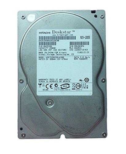 (Refurbished Hitachi Deskstar P7K500 HDP725025GLA380 250GB 3.5