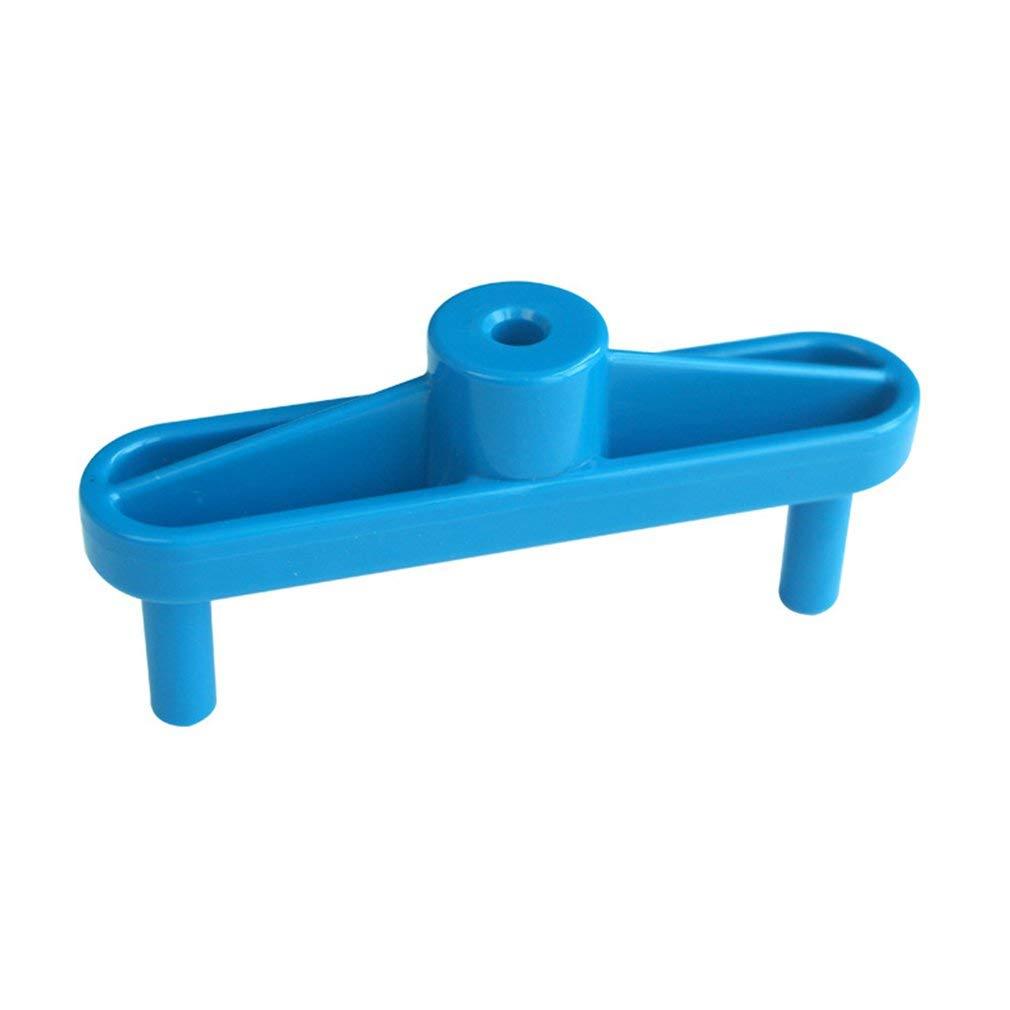 eegwbang Centro Buscador de L/ínea Scriber Centro de gramil carpinter/ía Scribing Gauge Azul