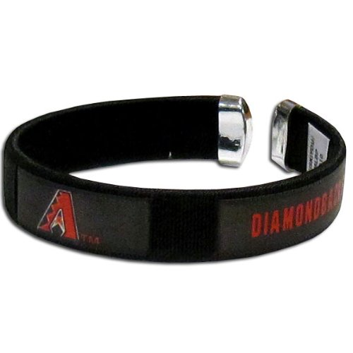 MLB Arizona Diamondbacks Fan Band Bracelet