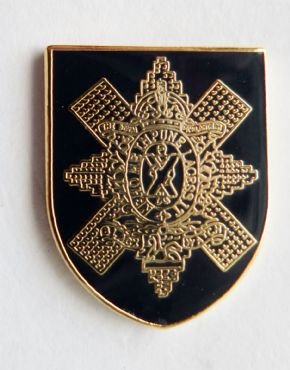 Army Black Watch British - British Army The Black Watch (Royal Highland Regiment) Pin Badge - MOD Approved