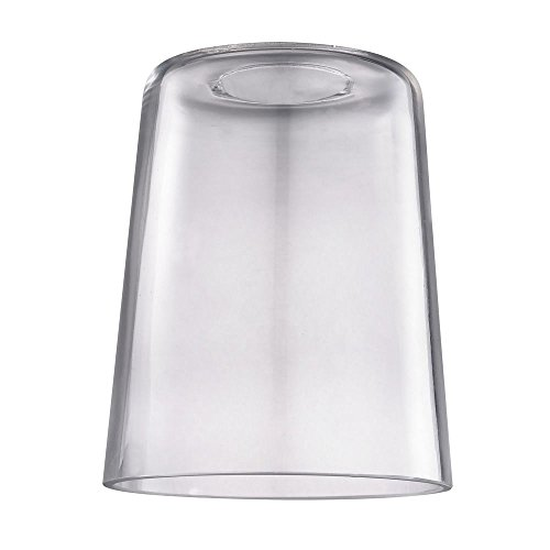 Clear Glass Shade (Clear Cone Glass Shade)