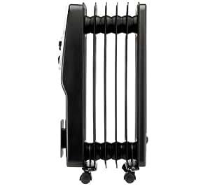 ROWENTA Radiador de aceite BU2510F0 - negro