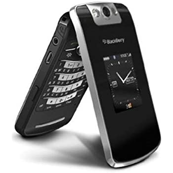 BlackBerry 8220 Flip Pearl Unlocked Phone with GPRS, EDGE and 2 MP Camera--U.S. Version with 60 Day Warranty (Black)