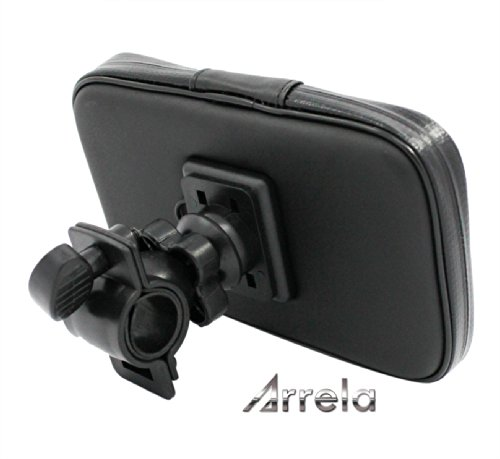 Arrela® Waterproof Cycle Bike Mount Case For Samsung iPhone