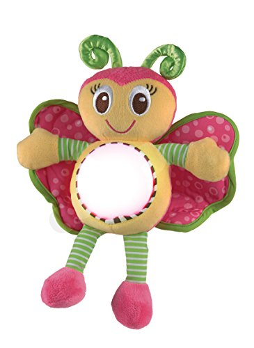 Playgro 0182616 Snuggle N Shine Friends, Butterfly