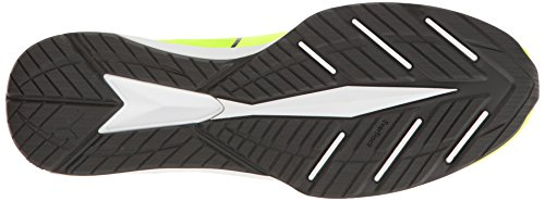Puma Mens Ignite 3 Pwrcool Cross-Trainer Shoe Safety Yellow-asphalt