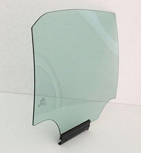 (NAGD Fits 1998-2002 Toyota Corolla & Chevrolet Prizm 4 Door Sedan Passenger Side Right Rear Door Window Glass)