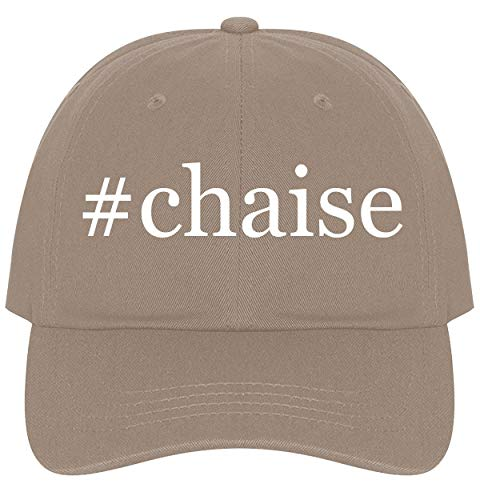 - The Town Butler #Chaise - A Nice Comfortable Adjustable Hashtag Dad Hat Cap, Khaki, One Size