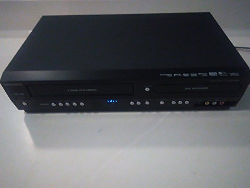 Magnavox ZV427MG9 DVD Recorder/VCR Combo, HDMI 1080p Up-Conversion, No Tuner