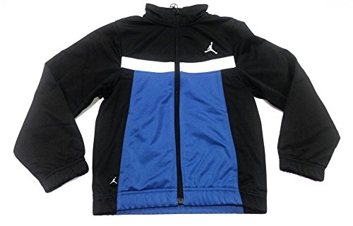 NIKE Air Jordan Athletic Track Jacket - True Blue - Size: 6 by NIKE