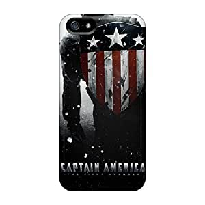 TopFashion Case Cover For Iphone 5/5s Ultra Slim AsbcZ3176iaQEP Case Cover