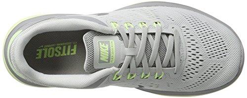 Nike Kvinders Flex 2016 Rn Løbesko Ren Platin / Kølig Grå / Ulv Grå SvyG8IA